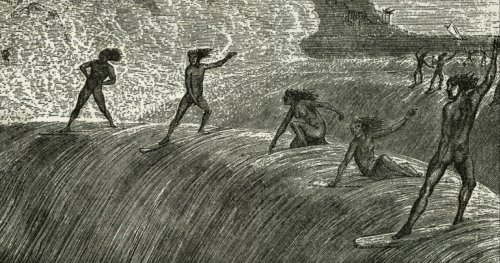 The History of Female Surfing: A Legacy of Hawaiian Medicine Women, Royalty, Goddesses and More - Magicseaweed