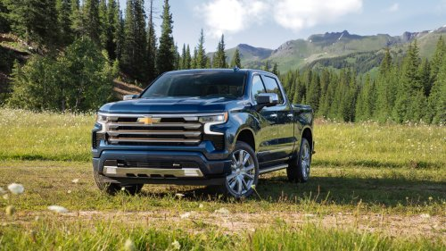 The 2022 Silverado 1500 Will be the First Chevy to Feature GM's Super Cruise