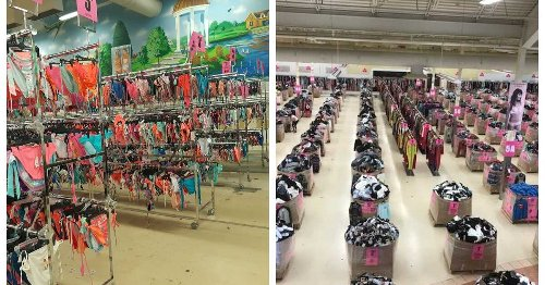 The Ardene Montreal Warehouse Sale Is Coming Back & Everything Will Be $5 Or Less
