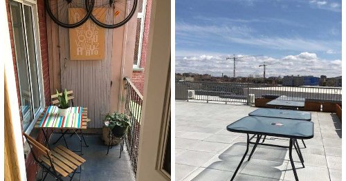 6 Montreal Apartments For Rent With Sweet Balconies Where You Can Soak Up The Summer Sun