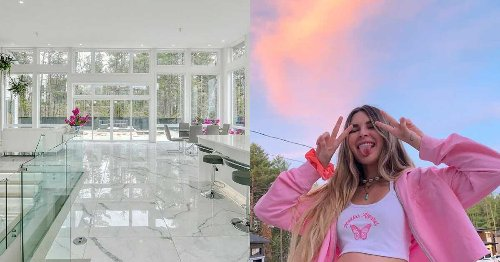 Influencer Elisabeth Rioux's Massive QC Home Is On The Market For Just Under $1M (PHOTOS)