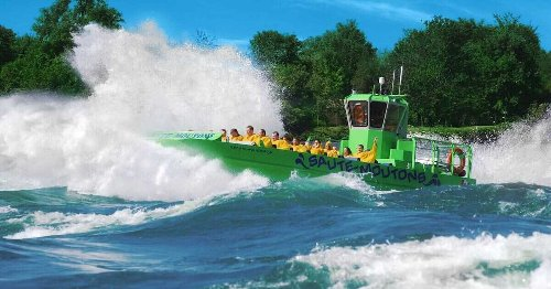 Montreal's River Roller Coaster 'Jet Boats' Are Coming Back This Summer