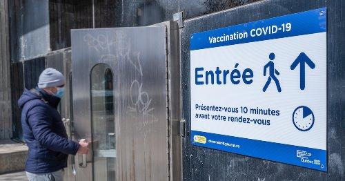 Legault Says Quebec Will 'Soon' Be Opening Up COVID-19 Vaccination To All Quebecers
