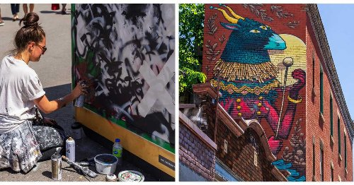 MURAL Festival Will Officially Be Returning In Person This Summer