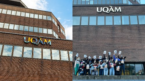 People Will Be Protesting In Panties In Front Of UQAM This Week & Here's Why