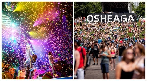 Osheaga Is Officially Happening In Montreal This Fall