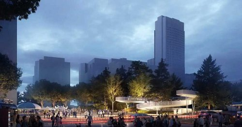 Montreal Is Getting A New Public Park With An 'Urban Forest'