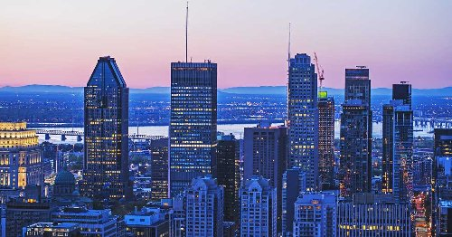 Montreal Just Ranked The 5th Best Canadian City For Young People To Work