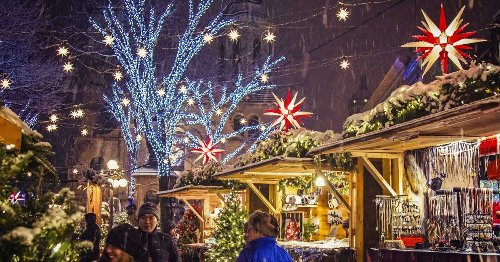 Montreal Is Getting 3 Massive Christmas Markets and a Halloween pumpkin festival