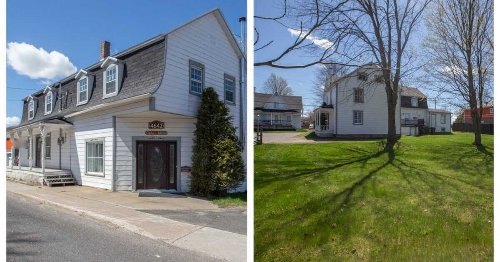 This 19-Room Quebec Home For Sale Under $200,000 Is Actually An Old General Store (PHOTOS)