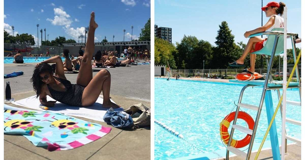 A List Of 43 Public Swimming Pools Opening In Montreal This Weekend