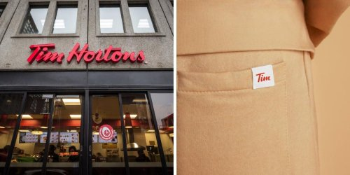 Tim Hortons Is Releasing 'Double Double' Swag & It's The Most Canadian Thing Ever
