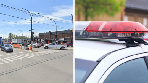 A Car Hit A Cyclist In Lachine This Morning & Police 'Fear For Her Life'
