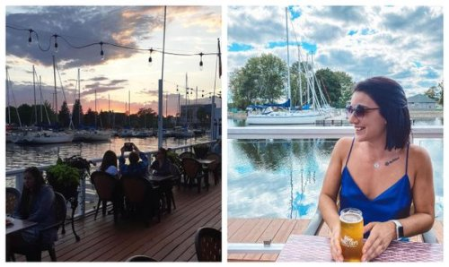This Waterfront Seafood Restaurant Under 4 Hours From Montreal Feels Like A Trip To Spain