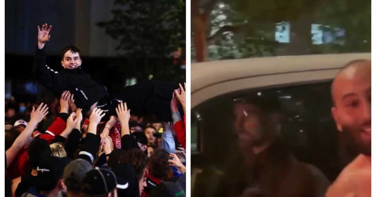 Habs Fans Chased Down Carey Price's Car After Last Night's Game 3 Win (VIDEO)