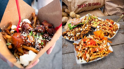 Montreal's Le Grand Poutinefest Kicks Off This Weekend