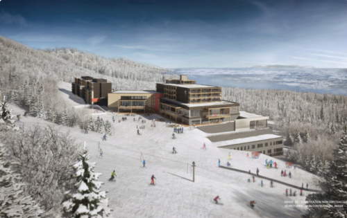 Quebec Is Getting The 1st Club Med In Canada & Here's When It's Opening (RENDERINGS)