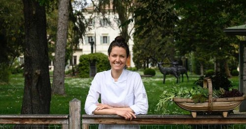 A Montrealer Was Named Italy's 'Female Chef Of The Year'