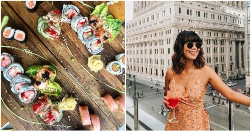 This Iconic Montreal Terrasse Is Reopening & The Food Is So Pretty You Might Miss The View