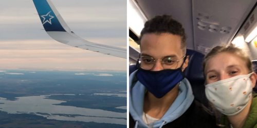 What It's Like To Fly Internationally From YUL Right Now, According To Someone Who Did It