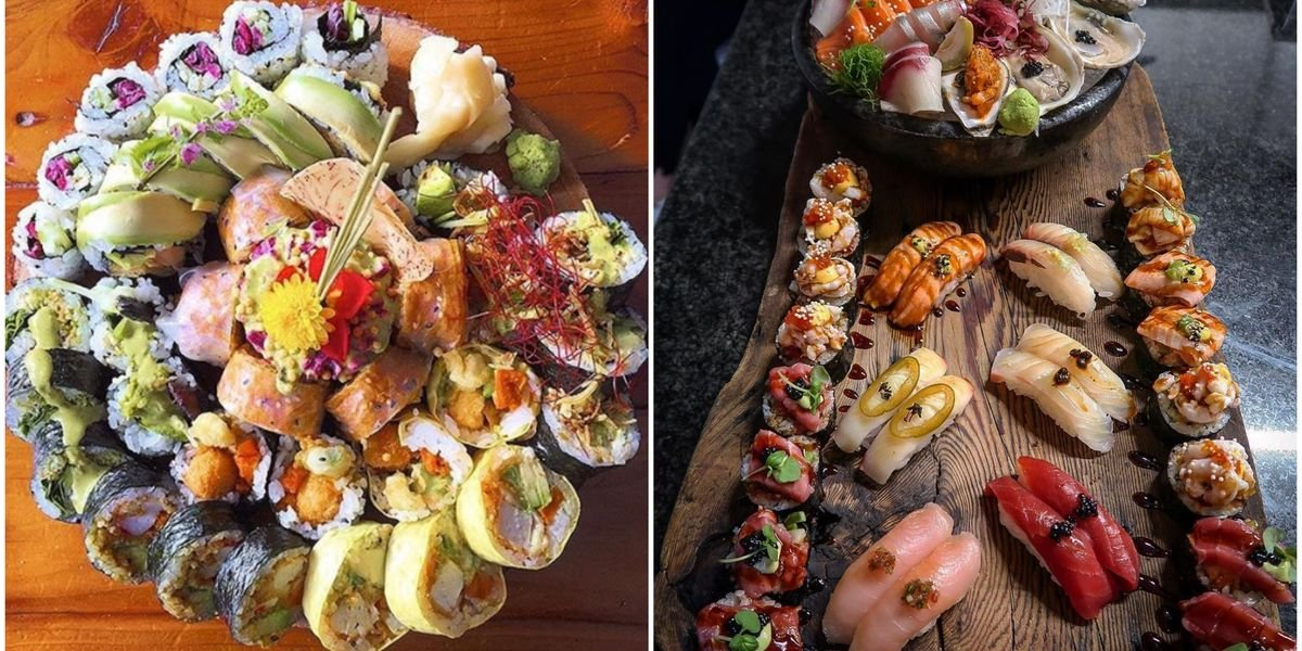 8 Sushi Takeout Spots In Montreal For The Days You Just Can't Make Your Own Food
