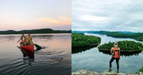 This 3-Hour Road Trip From MTL Leads To A 100-Island Oasis Where You Can Swim All Day