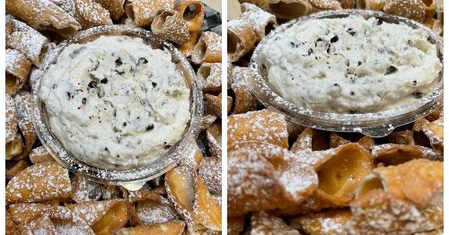You Can Get 'Cannoli Nachos' From This Spot In Montreal