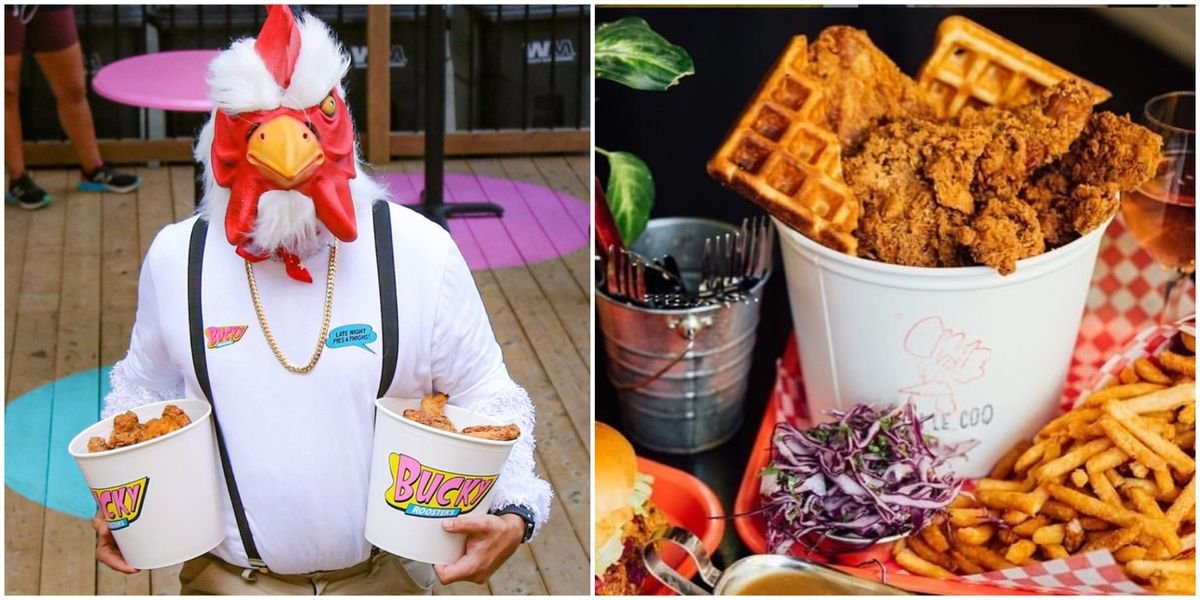 6 Montreal Spots That'll Deliver Entire Buckets Of Fried Chicken To Your Door