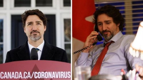 Trudeau Told Us About The Future Of His Beard & It's Not Good News For Daddy Trudeau Stans
