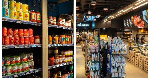 Downtown MTL Has A Huge New 'Authentic Italian Gourmet' Market & It's Cibo Heaven (PHOTOS)