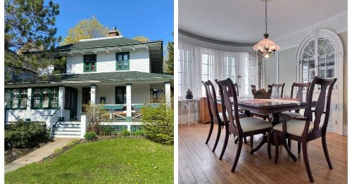 This 6-Bedroom Quebec Home For Sale Costs Less Than A Typical Montreal Condo (PHOTOS)