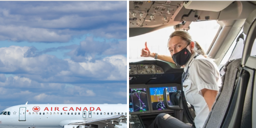 Air Canada Ranked In The Top 8 'Most Engaged Workplaces' & Is Hiring For 61 Montreal Jobs