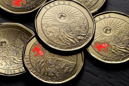 Canada's Getting A New $1 Coin Design