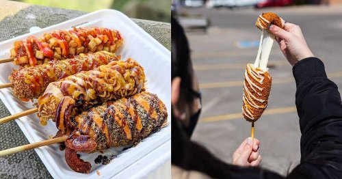 A Korean Street Food Restaurant With EPIC Pogos Is Opening In Laval