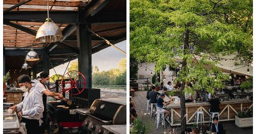 This Montreal Market Has A Brand-New Outdoor Kitchen With A Huge Terrasse (PHOTOS)