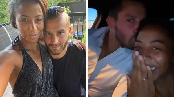 Quebec Olympian Jennifer Abel Got Engaged To A Montreal Boxer & The Announcement's Cute AF