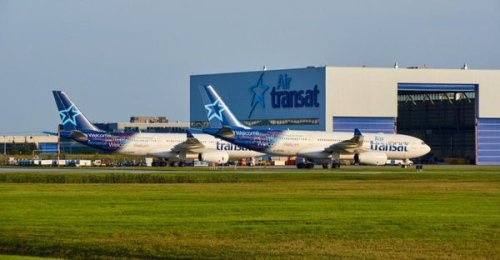 Legault's Former Business, Air Transat, Was Named The World's Best 'Leisure Airline'
