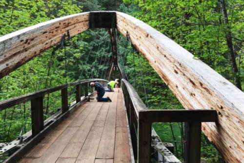 The Gateway Bridge – A Continuation of a 25 Year Story - Mountains To Sound Greenway Trust
