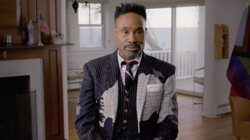 Billy Porter Is Back for Logo's 2021 LGBTQ State of the Union
