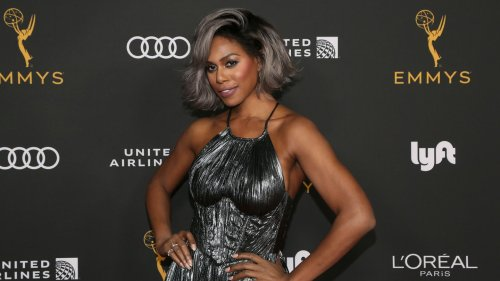 Laverne Cox Is E!'s New Red Carpet Host