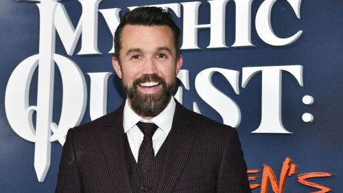Rob McElhenney Gushes to GLAAD About His Gay Moms