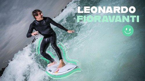 I risultati eccellenti di Leonardo Fioravanti alla Coppa del Mondo [VIDEO DI SURF]
