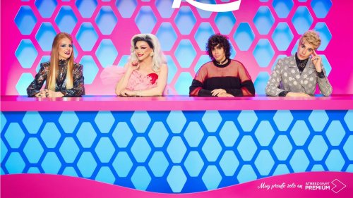 "Here's Your Primera Vista at the ""Drag Race España"" Judges Panel"