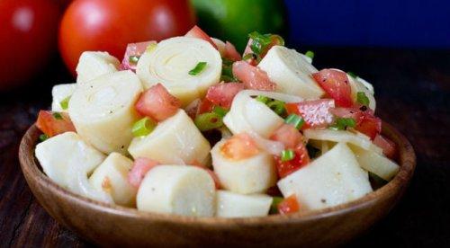 10 Receitas de Salada de Palmito - MundoBoaForma