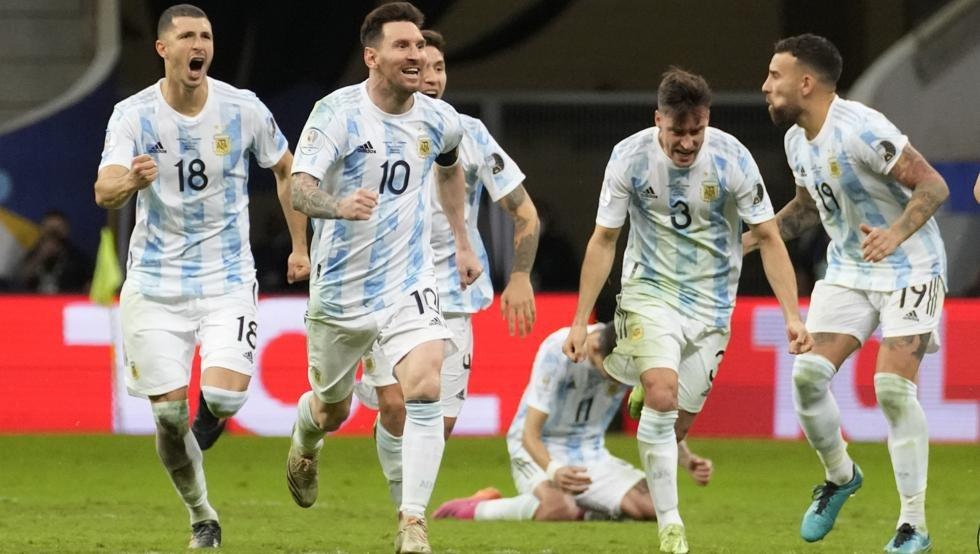 Messi y Argentina, a la final por penaltis - Flipboard