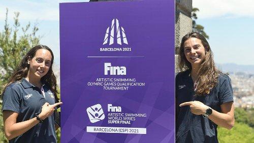 Todo listo para el Preolímpico de Natación Artística en Barcelona