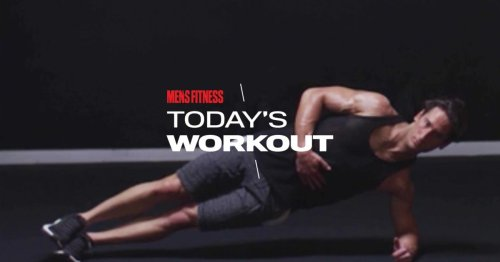 The best plank-only circuit for a concrete core