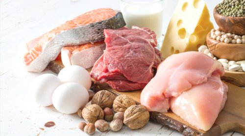 Research Suggests Additional Protein Intake Offers No Added Gains