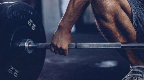 Build More Muscle in Half the Time with This Barbell Complex