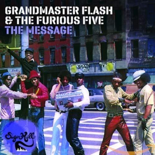 Album des Tages, 05.07.2021: Grandmaster Flash & The Furious Five   The Message